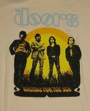"""The Doors Waiting for the Sun """"1968 Concert Tour"""" T-Shirt Officially Licensed"""