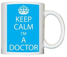 Keep Calm I'm A Doctor Ceramic Mug