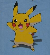 Pokemon Pikachu T-Shirt Toddler Size Tee's 2T, 3T or 4T Officially Licensed