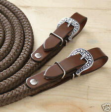 Yacht Rope Buckle Loop Reins _ 5/8""