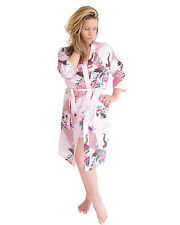 BNWT Womens Satin Dressing Gown / Robe Available in 3 Colours!!