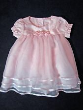 NWT Gymboree Little Ballerina Dress 0 3 6 12 18 24 m Pink Tulle Holiday Easter