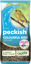Peckish Colourful Bird Seed Mix