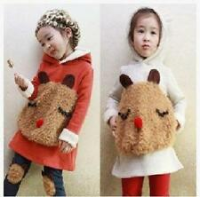 Kids Toddlers Girls Cute Bear  Hoodies+Legging Girl Sweatshirts Outfit Sets 3-8Y