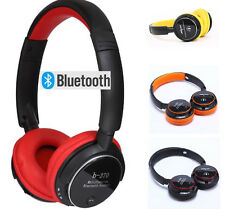 V3.0 Music Stereo Wireless Bluetooth Headphone For Cell Phone Tablet PC Headset