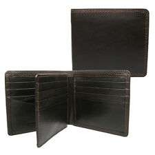 Kenilworth Gents Mens High Quality Luxury Leather Wallet Card Holder 856
