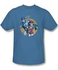 Mad Magazine Batman & Alfred E. Neuman Licensed Tee Shirt Adult S-3XL