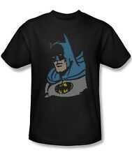 Batman Lite Brite Image Picture Licensed Tee Shirt Adult S-3XL