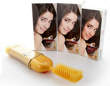 New concept Automatic mixing of hair dye color Non ammonia /Natural, Dark Brown