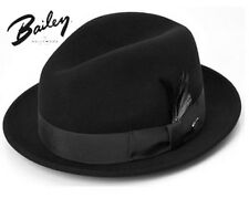 FAMOUS BAILEY'S TINO CLASSIC  DRESS FEDORA  HAT