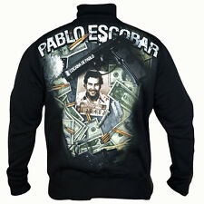 "HOODIES SWEATJACKET  ""EL NARCO"" PABLO ESCOBAR""THE KING OF COCAINE""HOOLIGANS,MMA!"