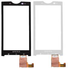 BRAND NEW TOUCH SCREEN GLASS LENS DIGITIZER FOR SONY ERICSSON X10 #GS-151 WHITE