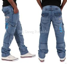 PEVIANI MENS BOYS FENCHURCH CARGO COMBAT STAR JEANS IS TIME NAPPY G MONEY STONEW