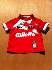 BNWT boys England Rugby League RFL ISC 2011 away shirt 12 months 1 10 12 yrs NEW