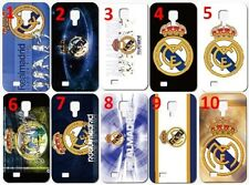 Samsung Galaxy S4 Real Madrid Spain BBVA Soccer case USA Seller FREE SHIPPING