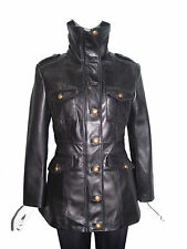 Women Big & All Size 4185 Fitted Cool Leather Clothes Ladies Free Tailoring Soft