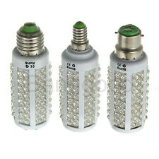 E14/B22/E27 108 LED Pure/Warm White Saving Corn Light Lamp Bulb 220V 1/2/5/10pcs