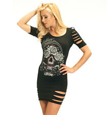 OFFICIAL LICENSED SULLEN CLOTHING PRODUCT, CORY NORRIS LAZER CUT DRESS