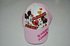 Mickey Mose Hat Minnie Mouse Hat Mickey Mouse Minnie Mouse Cap Age: 3-10 years