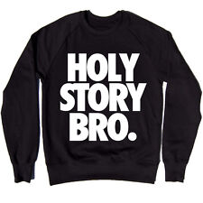 Holy Story Bro SWEATSHIRT VIO SUPREME SWAG CRO HOLY DO IT TANK TOP HOLY SCHEIß