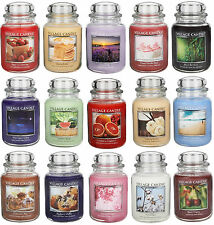Village Candle - DOUBLE WICK LARGE JAR CANDLE 26oz  - Suitable for Candle Shades