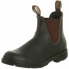 New BLUNDSTONE AUSTRALIA Men's 500 Stout Leather Waterproof Ankle Boots