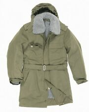 Czech army surplus NEW and UNISSSUED army surplus hooded parka