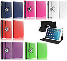 7 Colour Rotating Stand Case Cover For Apple iPad Mini 1 / ipad mini 2 Retina