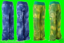 Zumba Dance Fitness Illusion Cargo Pants-New With Tags-Ships fast! Colorful!