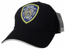 NYPD Hat Baseball Cap Officially Licensed By The New York City Police Dept