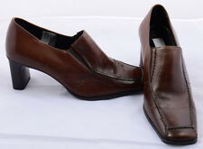 WALLIS Womens brown shoes size 5 USED