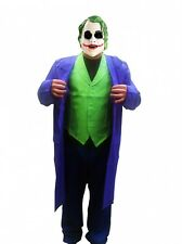 Herren-Kostüm JOKER DELUXE Fasching Karneval Batman - The Dark Knight