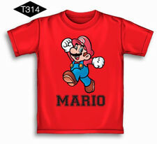 YOUTH Nintendo Super Mario Bros. 100% COTTON T-shirt- Asst Sizes