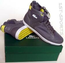 NEW MENS LACOSTE PIPELINER SPM GREY TRAINERS, SHOES, BNIB RRP £70