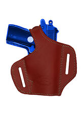 NEW Barsony Burgundy Leather Pancake Gun Holster Beretta Mini-Pocket 22 25