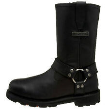 "HARLEY-DAVIDSON MEN'S MOTORCYCLE RIDING BOOTS ""RANSOM"" #D91294"