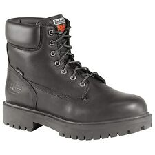 "Men's Timberland Pro Direct Attach 6"" Soft Toe Work Boot Black 26036"