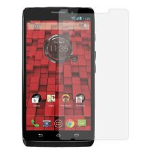 Clear LCD Screen Protector Cover Guard Film for Motorola Droid Maxx XT 1080M