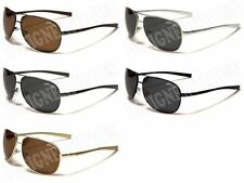 STURGEON LADIES MENS DESIGNER AVIATOR SUNGLASSES 5 COLOURS POLARIZED PZ106 NEW