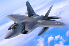 """""""Military Fighter Jet"""" Canvas or Print Wall Art"""