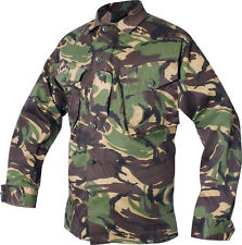 Genuine British Army DPM Camo Shirt, NEW and Unissued