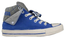 CONVERSE MENS TRAINERS, SHOES, CT PC PEEL BACK MID SUEDE UK 8.5 to 9 BLUE