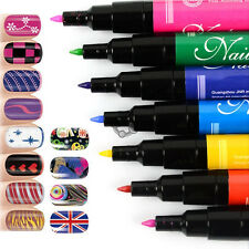Nail Art Pen Painting Paint Drawing Pen Nail Tools Manicures beautiful