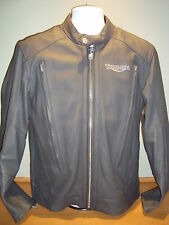 Triumph Balham 2 Leather Motorcycle Jacket