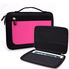 """Kroo M1 Semi Hard Universal EVA Briefcase Cover Sleeve Guard for 9.7"""" Tablets"""