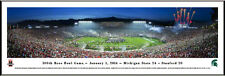 Michigan State 2014 Rose Bowl Panoramic Champions Photo Picture NEW