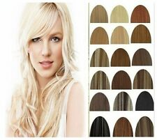 "USA STOCK 20""24""26""28""30"" Any Color Straight Remy Clip In Human Hair Extensions"