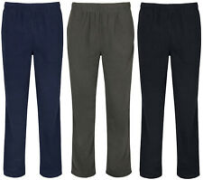 Marks & Spencer Blue Harbour Fleece Joggers New M&S Jogging Bottoms Lounge Pants
