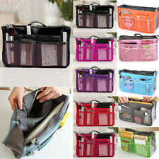 Tidy Travel Handbag Bag in Bag Organizer Insert Organizer for Apple i Pad kindle