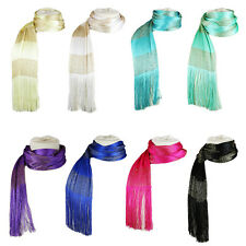 NEW Sparkle Sequin Style HIP WOMEN SCARF